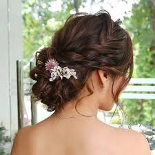 soft updo hairstyles for mothers best 25 low bridal updo ideas on pinterest chignon updo wedding