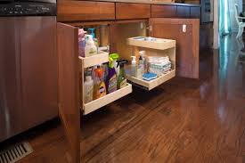 Under Kitchen Sink Cabinet Organize Your Coopersburg Kitchen With Pull Out Solutions From