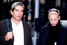 10 10 1996 john f kennedy jr and his wife carolyn bessette