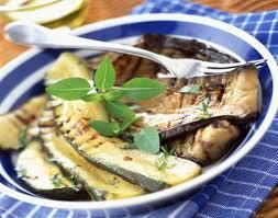 comment cuisiner les courgettes courgettes et aubergines grillées cuisine plurielles fr