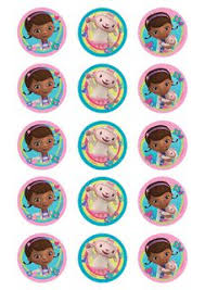 doc mcstuffin cake toppers doc mcstuffins party supplies lilybee s partybox