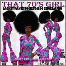 second life marketplace bb that 70 u0027s ladies club wear