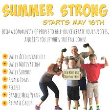 summer strong 30 day challenge group timmi park wellness