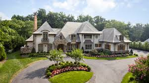 french country mansion 14 000 square foot french country mansion in bethesda md homes