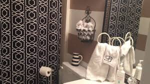 guest bathroom decor with new dollar tree finds youtube