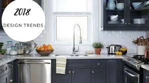 interior kitchen designs top 2018 kitchen design trends u0026 ideas youtube