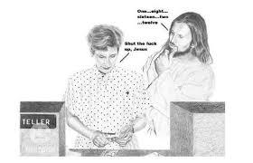 Jesus Is A Jerk Meme - the secret life of a savior jesus is a jerk