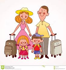 travel clipart images Family travel clipart jpg