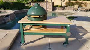 Green Egg Table by Table Gallery Brian Alan Tables