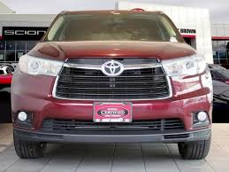 certified toyota highlander certified pre owned 2015 toyota highlander xle sport utility in