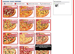 domino pizza hand tossed shaun owyeong how i ordered my domino s pizza at 50 off online