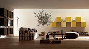 interior zen style for living room interior decoration with low