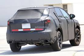 lexus suv 2016 rx 2016 lexus rx seven seater spied looks like lexus listen to their