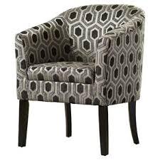 Chenille Armchair Modern Chenille Accent Chairs Allmodern