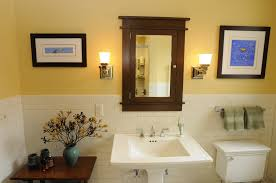 interior craftsman style homes bathrooms rustic home cottage