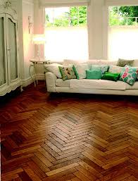 oak aged parquet from the wood floor company