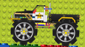 watch monster truck videos monster truck lego lego game funny kids video youtube