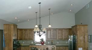 Ceiling Lighting For Kitchens Lighting Sloped Ceiling Lights Sloped Ceiling Recessed Lighting