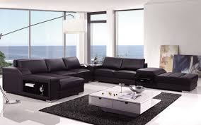 Modern Bonded Leather Sectional Sofa High End Covered In Bonded Leather Sectional Philadelphia