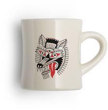 Coffee Mug Images Wolf Mug Stumptown Coffee Roasters