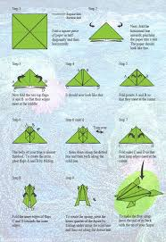 how to ideas jumping frog origami best ideas only pinteres on how to make origami