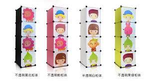 16 cubes children u0027s wardrobe cabinet kids closet organizer