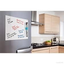tableau magn騁ique cuisine tableau blanc magnetique tableau adhesif tableau memo taille