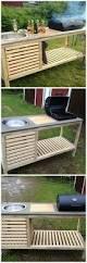 Diy Outdoor Sink Station by Make Your Own Outdoor Kitchen Kitchen Decor Design Ideas