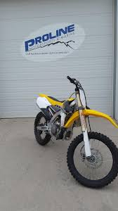 2016 yamaha yz450f 60th anniversary yellow u0026 black for sale in