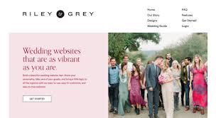 free wedding website top five wedding website builders updated for 2017