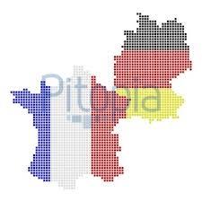 Deutschland Und Frankreich Karte by Bildagentur Pitopia Bilddetails Karten Von Deutschland Und