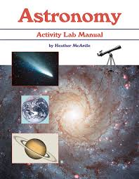 astronomy activity lab manual