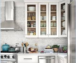 glass kitchen cabinets ideas top 14 glass kitchen cabinets ideas for a gorgeous kitchen