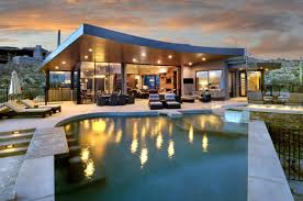 modern outdoor living pool and patio attractive outdoor living