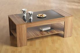 coffee table wonderful wood and glass coffee table raymour and