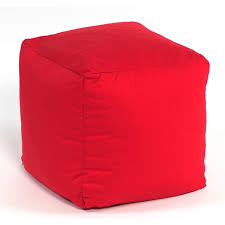 buy quality beanbag cube footstools