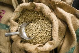 bulk burlap bags coffee seeds bulk scoop burlap bag agriculture bean stock