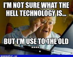 Grandma Finds The Internet Meme - awesome meme in http mememaker us technology grandma finds the