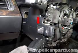 bmw e60 5 series steering column switch replacement 2003 2010