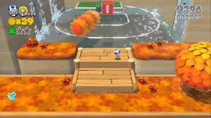 jeux de mario cuisine gk live mario 3d wii u jeux vidéo par gamekult