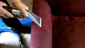 Easy Clean Upholstery Fabric How To Clean Dirty Arm Chair Upholstery Youtube