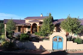 southwestern style homes southwest style home on acreage in alto area
