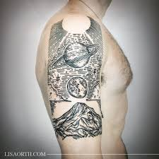 15 awesometacular half sleeve tattoo ideas brain berries