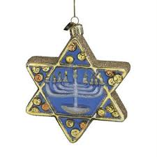 hanukkah ornaments best of david ornaments products on wanelo