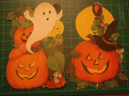 28 vintage halloween paper decorations wonderful wonderblog