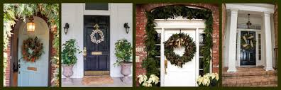 photos of homes decorated for christmas historic vineville christmas tour of homes