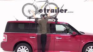 Ors Roof Racks by Review Of The Yakima Frontloader Roof Bike Rack On A 2009 Ford