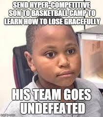 Parent Meme - sometimes it s the parent that learns the lesson imgflip