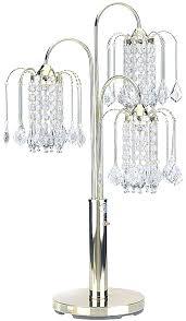 Mini Chandelier Table Lamp Table Lamp Bedside Table Lamps Ikea Lamp Shades Burlap Mini Sand