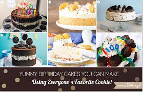 oreo inspired birthday cake inspiration tips